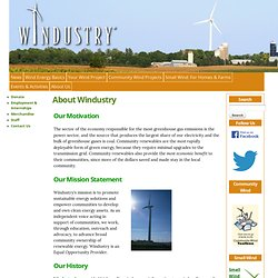 About Windustry