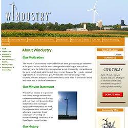 About Windustry | Windustry