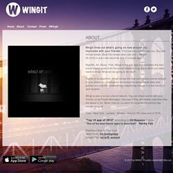 about wingit