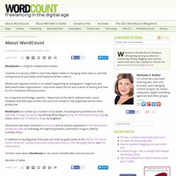 About WordCount - WordCount