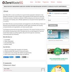 Zero Waste Singapore