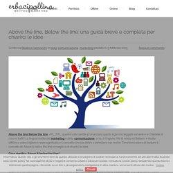 Above the line Below the line: una guida breve