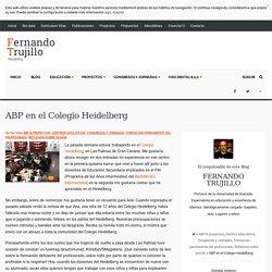 ABP en el Colegio Heidelberg