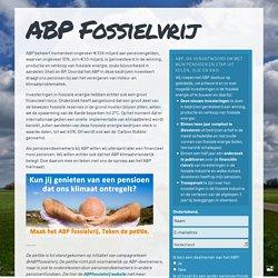 ABP Fossielvrij