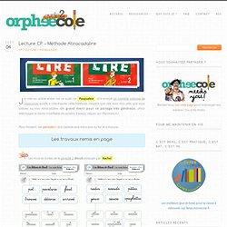 Lecture CP - Méthode Abracadalire