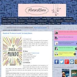 Abracalibro: Blog literario: Literatura juvenil