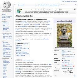 Abraham Hanibal