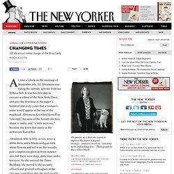Jill Abramson, New York Times' First Woman Executive Editor