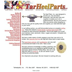 Baldor Buffers, Merit Abrasives, Specialty Buffs, Seymour Paints, Sand and Bead Blasters, Metal Working tools and more - Tarheelparts