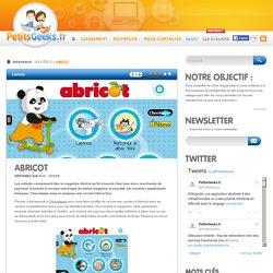 Abricot - PetitsGeeks.fr