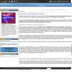 La publicité : abrutissement de masse - conso-responsable.over-blog.com