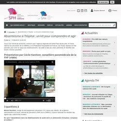 Absentéisme à l'hôpital : un kit pour comprendre et agir - Techniques hospitalières