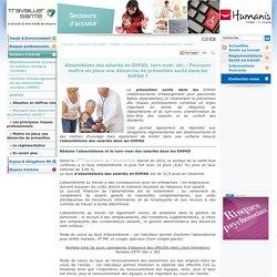 Prévention santé dans les EHPAD : limiter l'absentéisme des salariés