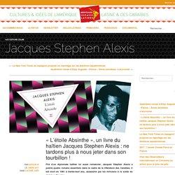 L'étoile Absinthe(Espaces Latinos)