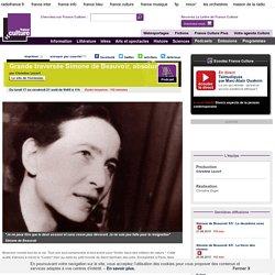 Grande traversée Simone de Beauvoir, absolument - Littérature