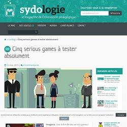 Sydologie – toute l'innovation pédagogique !