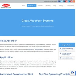 Glass Absorber System