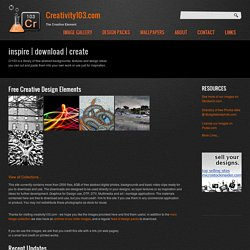 Createvity103 Free Video & Sounds
