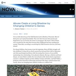 Abuse Casts a Long Shadow by Changing Children's Genes — NOVA Next