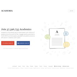 Academia.edu - Share research