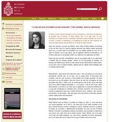 Academia Mexicana de la Lengua - Contacto