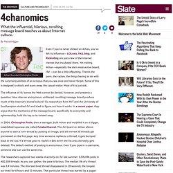 4chanomics