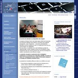 Portail académique:Webradio