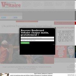L'Académie française contre Najat Vallaud-Belkacem