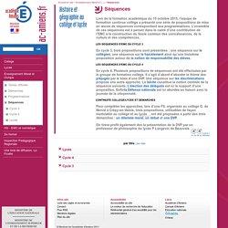 EMC Amiens séquences