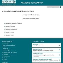CRDP de l'académie de Besançon : Tableau numérique interactif