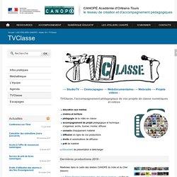 TVClasse CANOPÉ