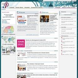 Portail Innovation et expérimentation - Article - Les Dossiers thématiques de l'Innovation