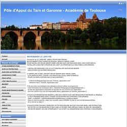 Pôle d'Appui du Tarn et Garonne - Académie de Toulouse - MOVIEMAKER JC LAPEYRE
