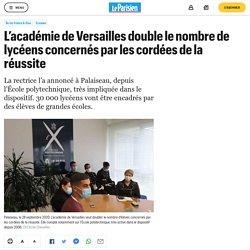 L'académie de Versailles double le nombre de lycéens concernés par les cordées de la réussite