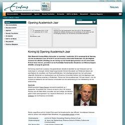 Opening Academisch Jaar-Nieuws-Erasmus Universiteit Rotterdam