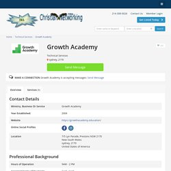 tutoring centres sydney