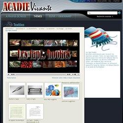 Acadie Vivante - Textiles - Les tapis hookés