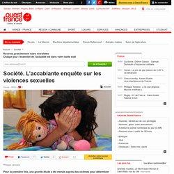Société. L'accablante enquête sur les violences sexuelles