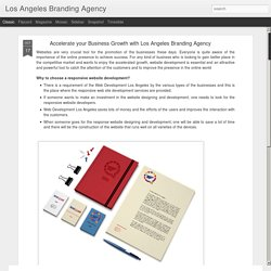 Los Angeles Branding Agency: Accelerate your Business Growth with Los Angeles Branding Agency