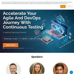 Continuous Testing Webinar