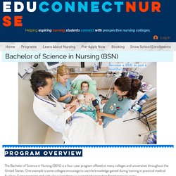 Accelerated BSN Programs in NJ, New York