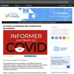 Le Covid, accélérateur des mutations du journalisme