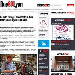 Le vélo vintage, accélérateur d'un mouvement cycliste en ville