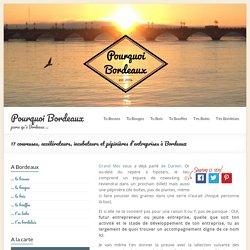 17 couveuses, accélérateurs, incubateurs et pépinières d'entreprises à Bordeaux