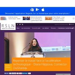 Repenser le travail face à l'accélération technologique - Diana Filippova, Connector OuiShare