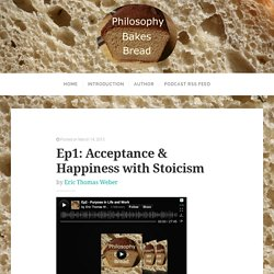 Ep1: Acceptance & Happiness with Stoicism