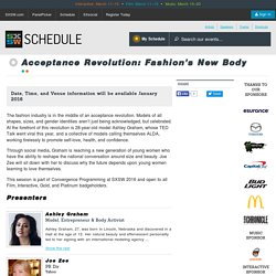 Acceptance Revolution: Fashion's New Body