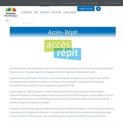 Accès-Répit