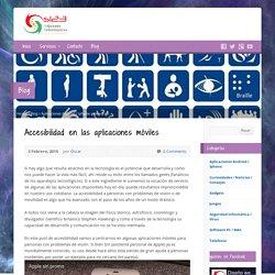 Accesibilidad en las aplicaciones móviles -Diseño Web Barberà del Vallés-