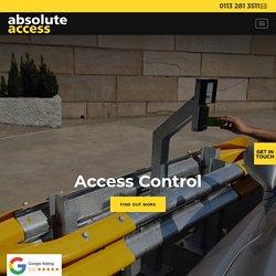 Access Control System Leeds